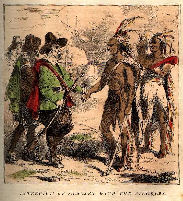 a history of the native american influence on the spanish and english colonists Colonial-indian relations although native americans benefitted from access to new technology and trade some with the colonists.